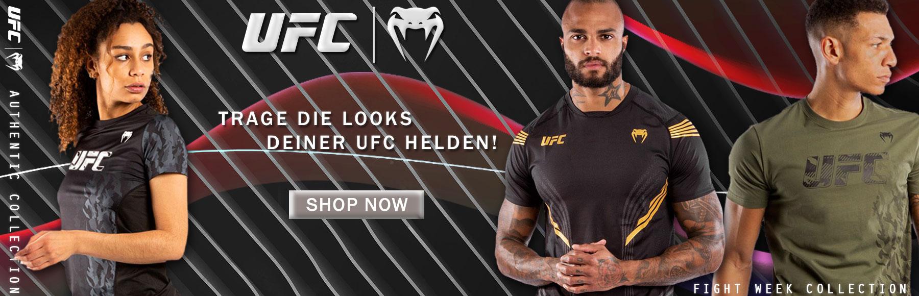 Venum x UFC New Collection