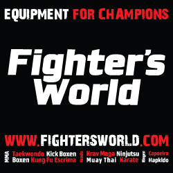 Fighter`s World Banner 250x250